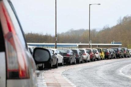 Car insurance premiums have gone up for drivers in central Scotland