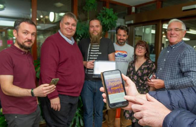 The Forth Valley Recovers App could help break the cycle