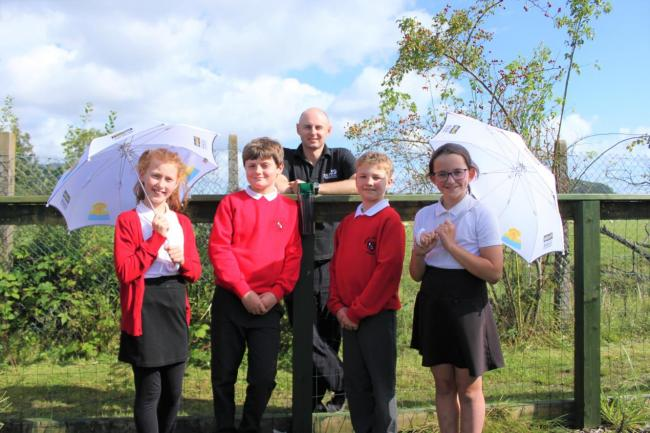 Bridge of Allan Primary School have signed up to help SEPA