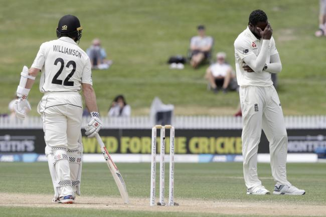 New Zealand England Cricket
