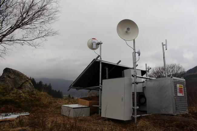 Another superfast broadband project goes live in rural Stirling