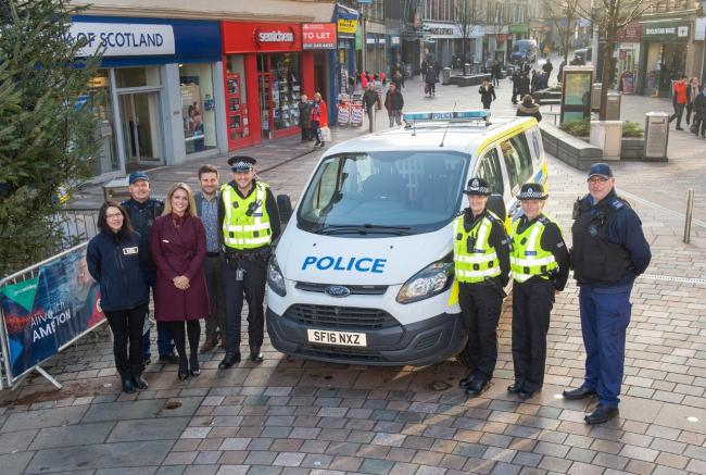 This year's Operation Steadfast has continued to deliver positive results over the festive period