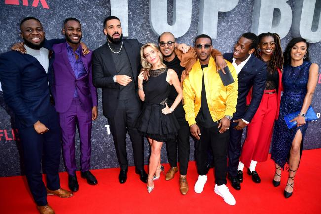 Top Boy UK Premiere