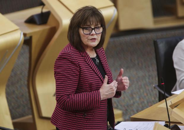 Stirling News: Health Secretary Jeane Freeman