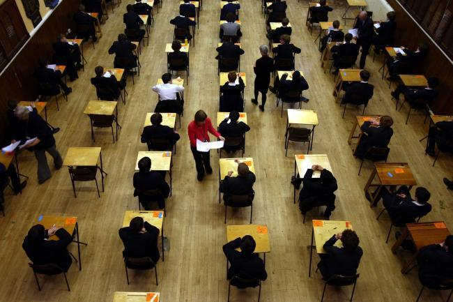 Could Scotland's exam diet be cancelled again?
