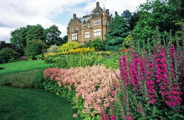 Stirling News: Threave House and Garden in Dumfries & Galloway
