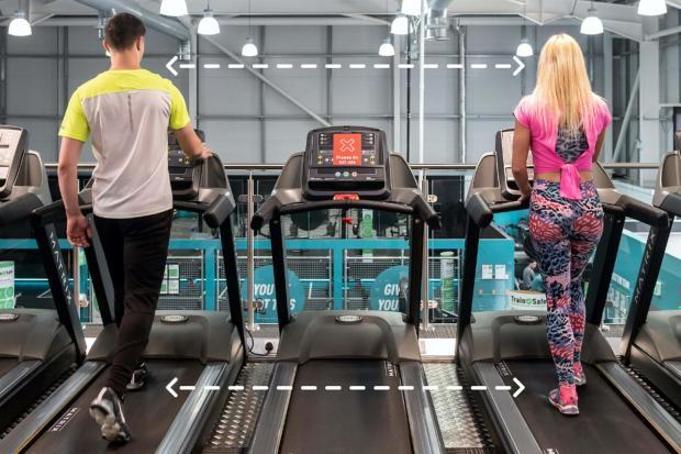 Stirling News: Gyms are set to reopen from September 14