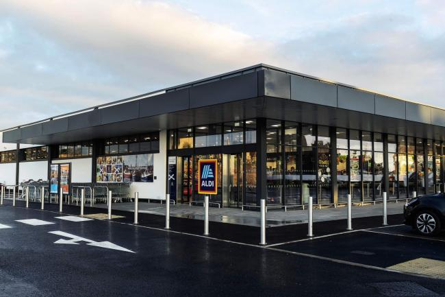 Aldi is looking to expand with a store near Bridge of Allan or Dunblane
