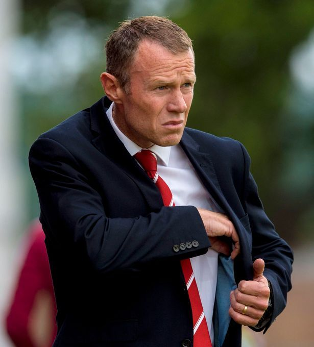 Stirling Albion boss Stuart McLaren calls for focus as title bid ramps up