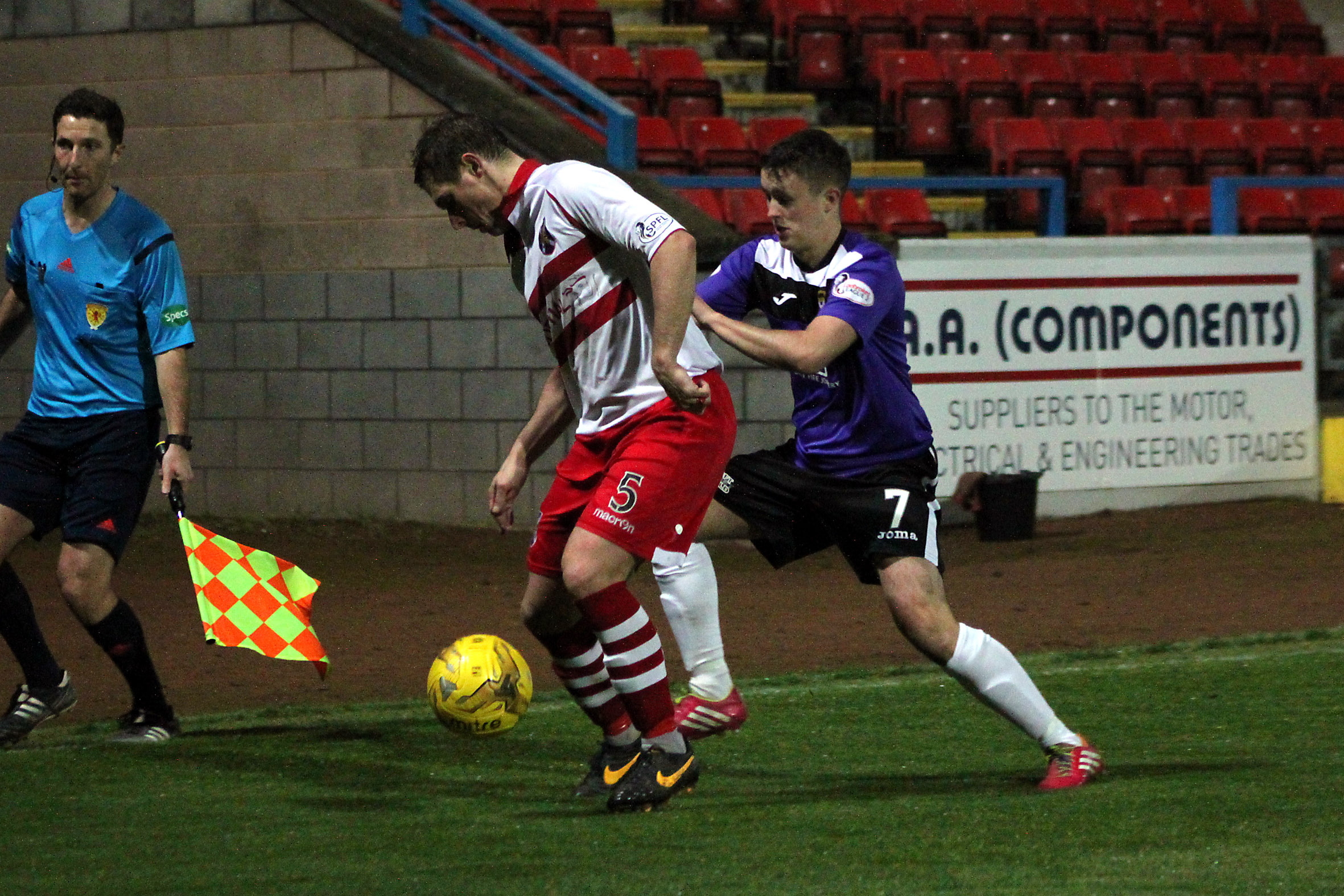 Stirling Albion veteran Ross Forsyth (52062857)