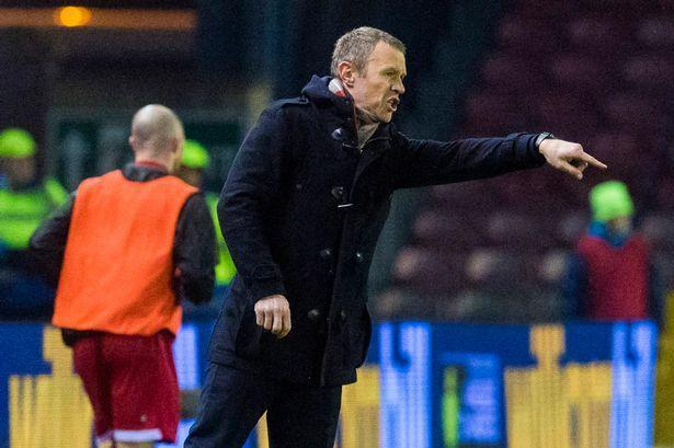 Stirling Albion boss Stuart McLaren