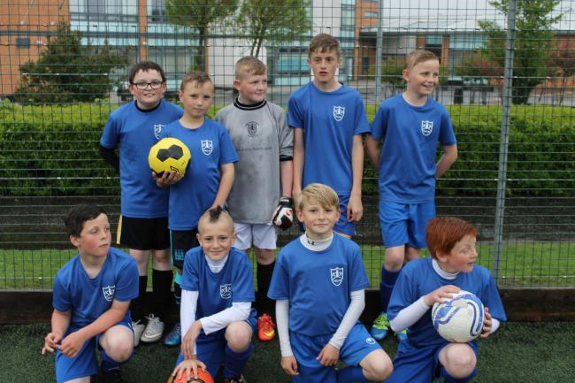Stirling football comp