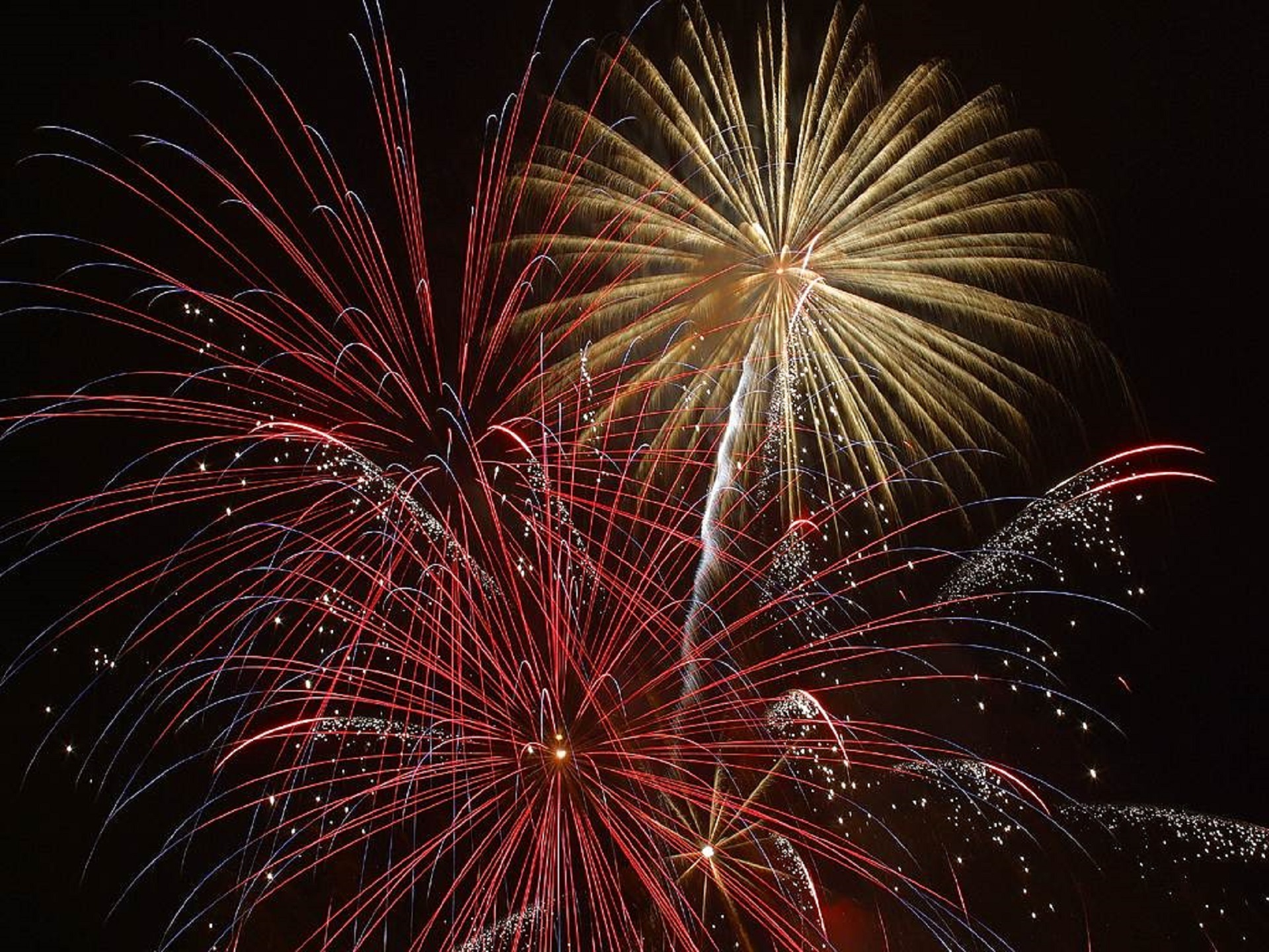 The fireworks display in Bridge of Allan will be held on Friday, November 4 this year