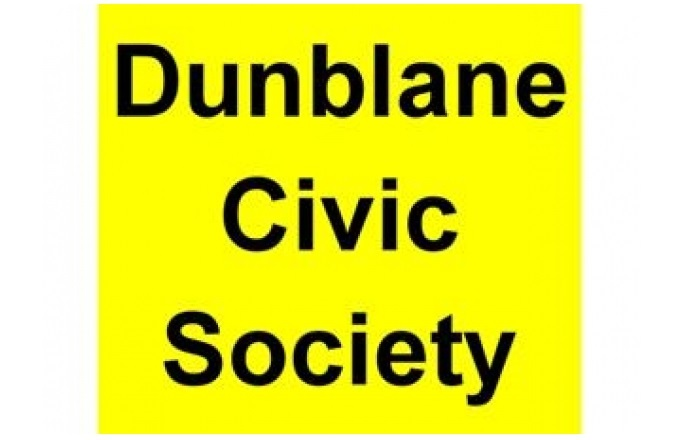 The Dunblane Civic Society holds a talk each month