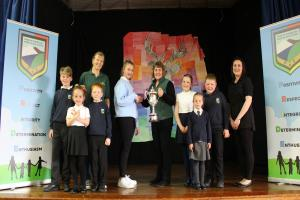 Award for Bannockburn pupils