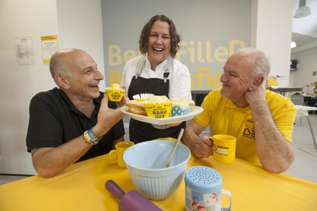 Pastry chef Helen Vass teams up with Beatson Cancer Charity for a fundraising campaign