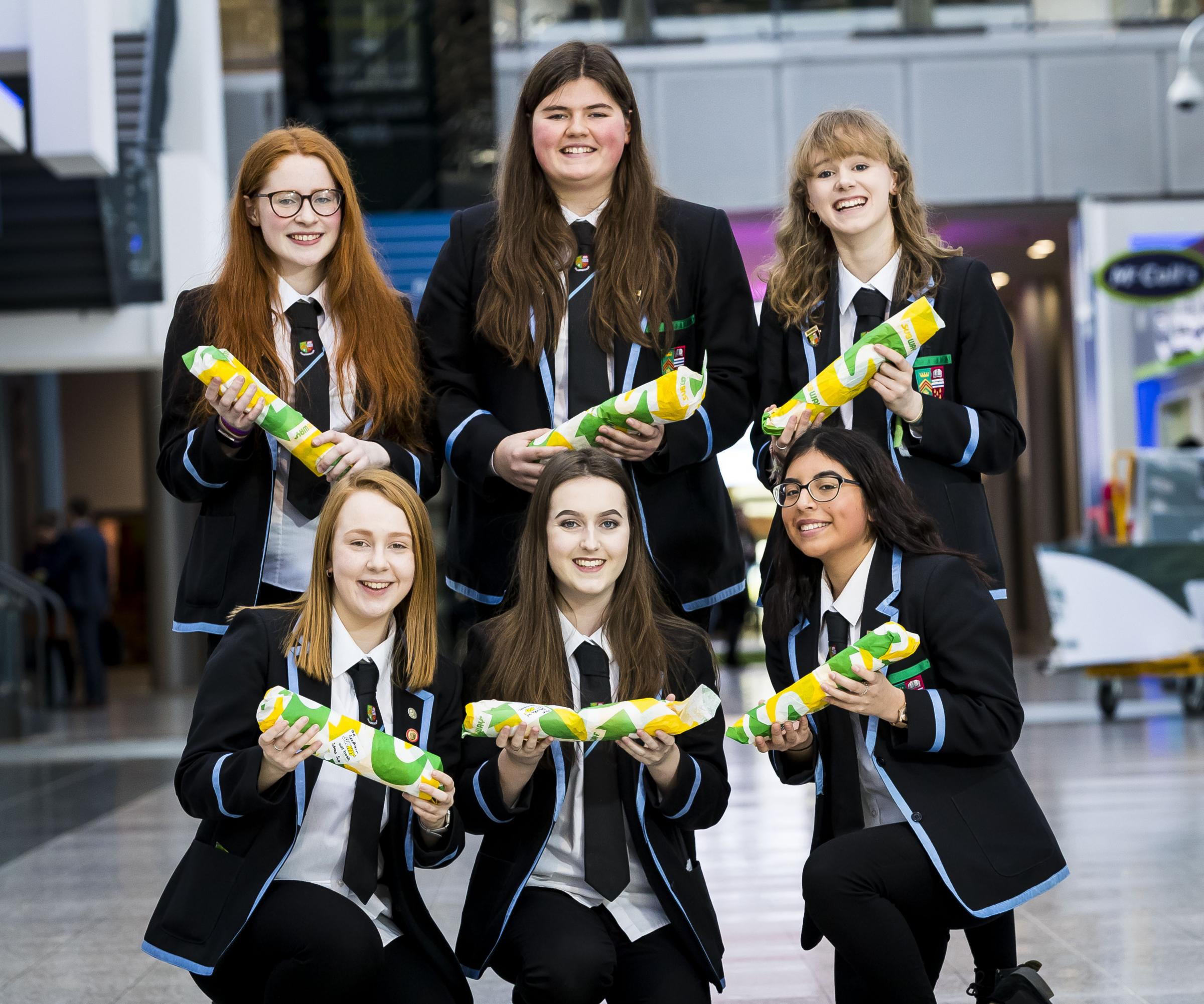 Dunblane High students win Subway competition
