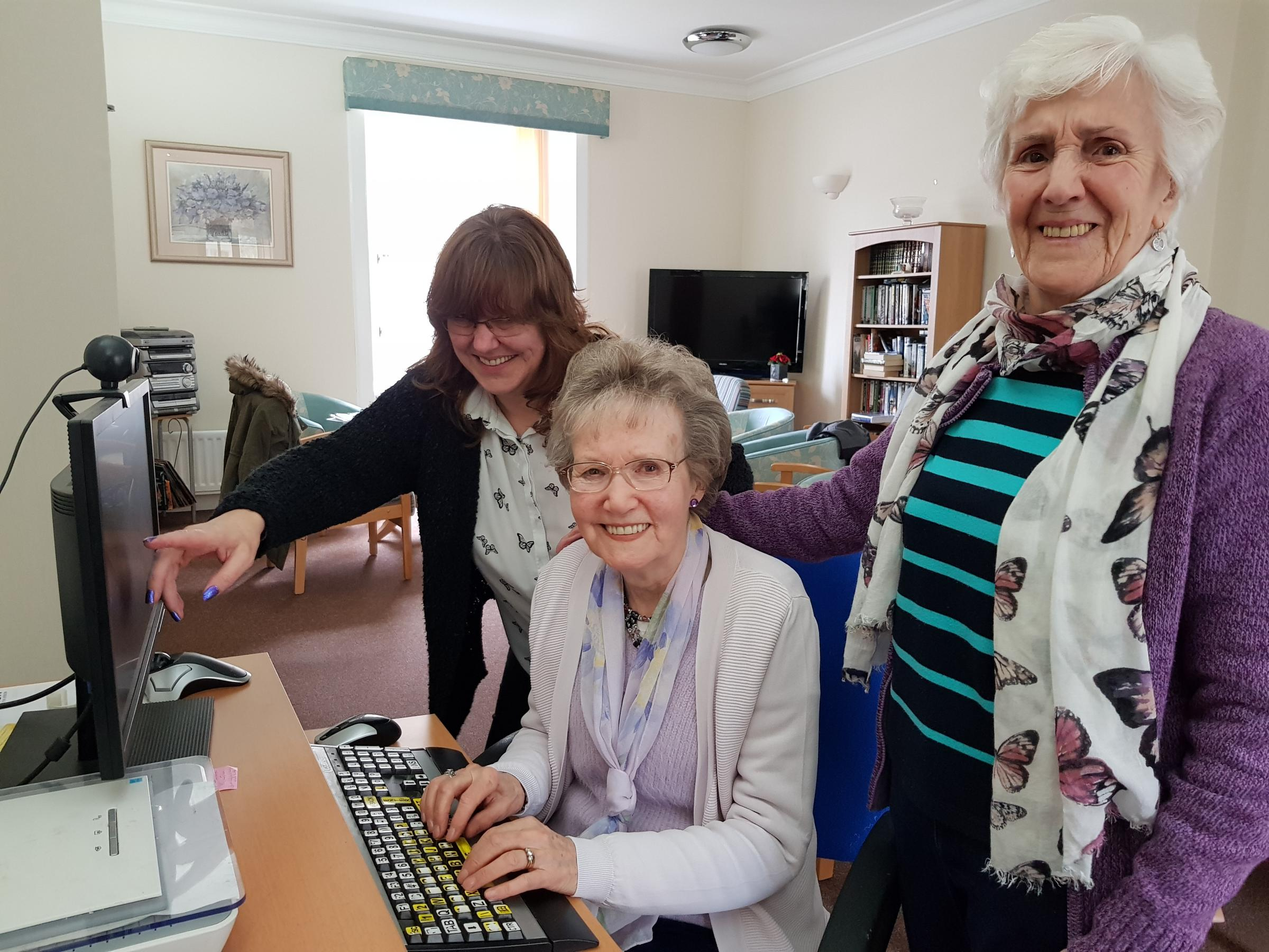 Volunteers sought for help support Stirling senior citizens