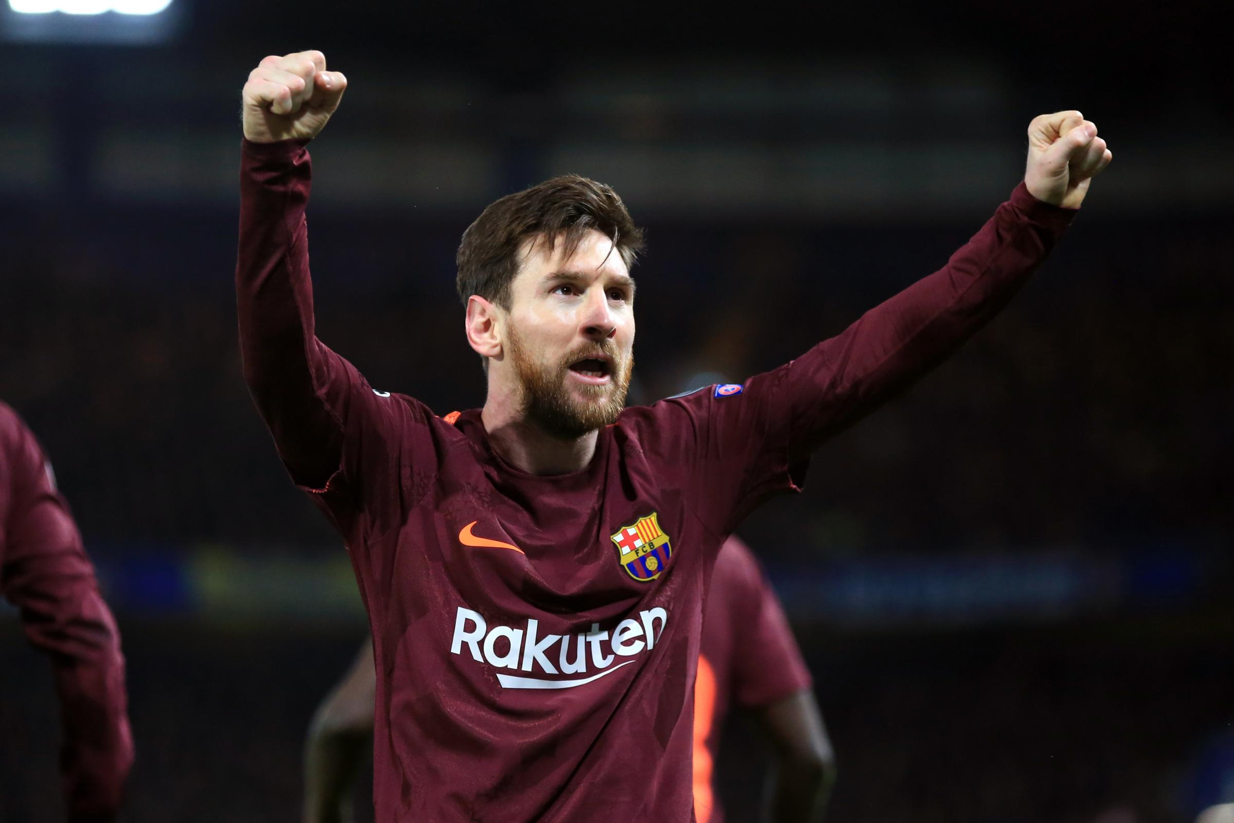 Lionel Messi has been backed to stay at Barcelona (Nick Potts/PA)