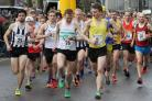 BACK ON TRACK: The rescheduled Alloa Half Marathon will take place this weekend