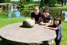 Japanese Garden is now open to the public