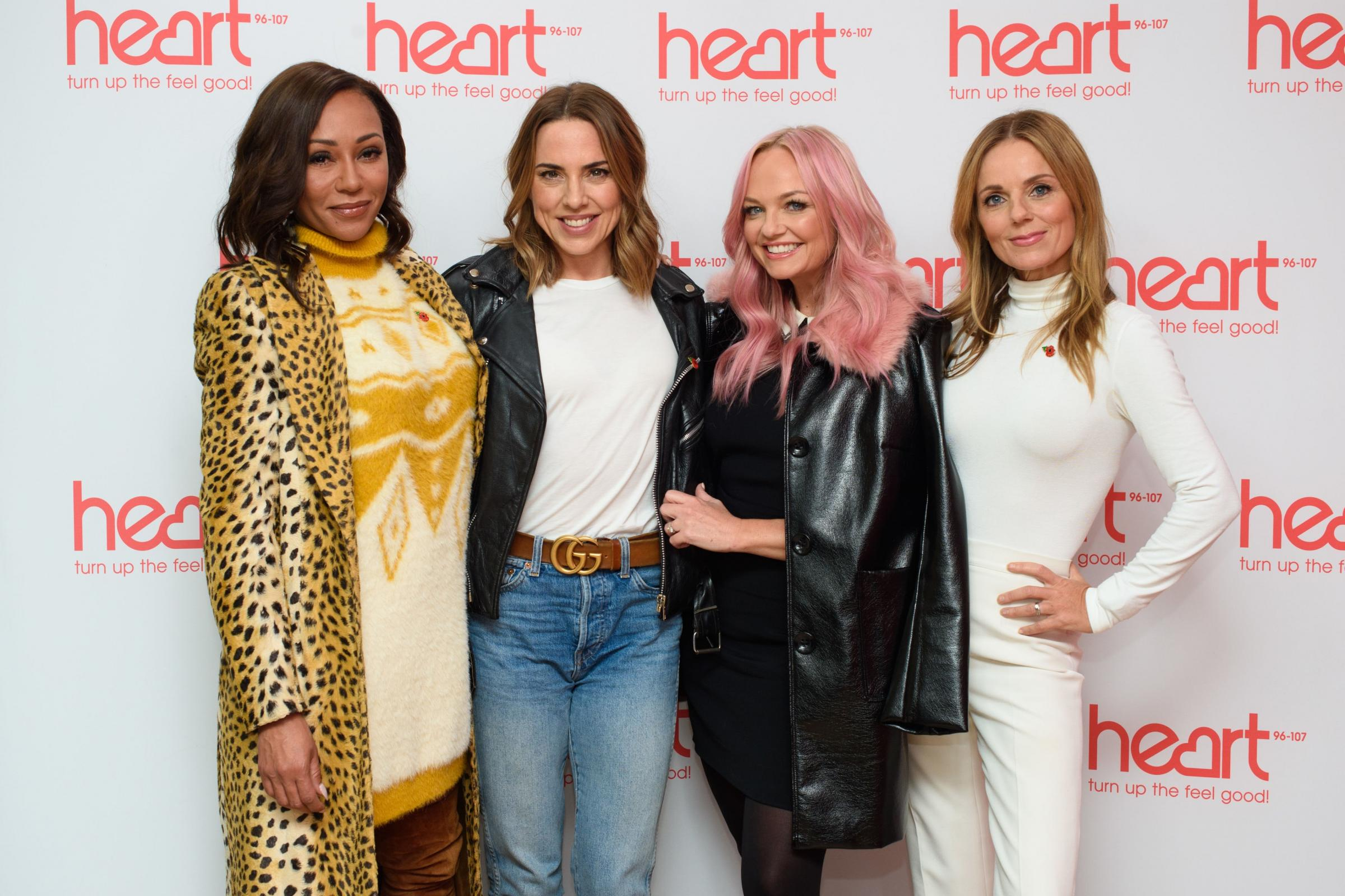 Spice Girls fans hailed by group after selling out nine stadium shows