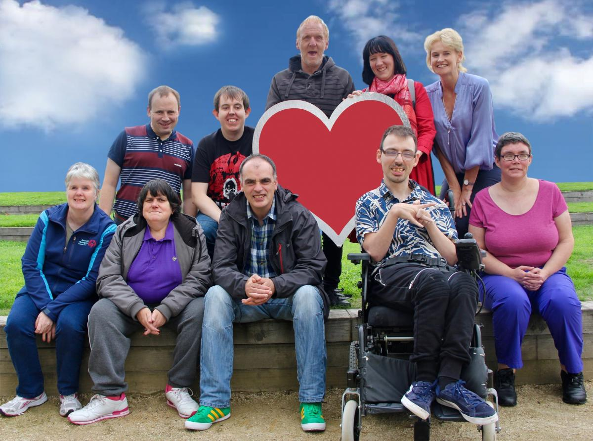 Dating website for learning difficulties