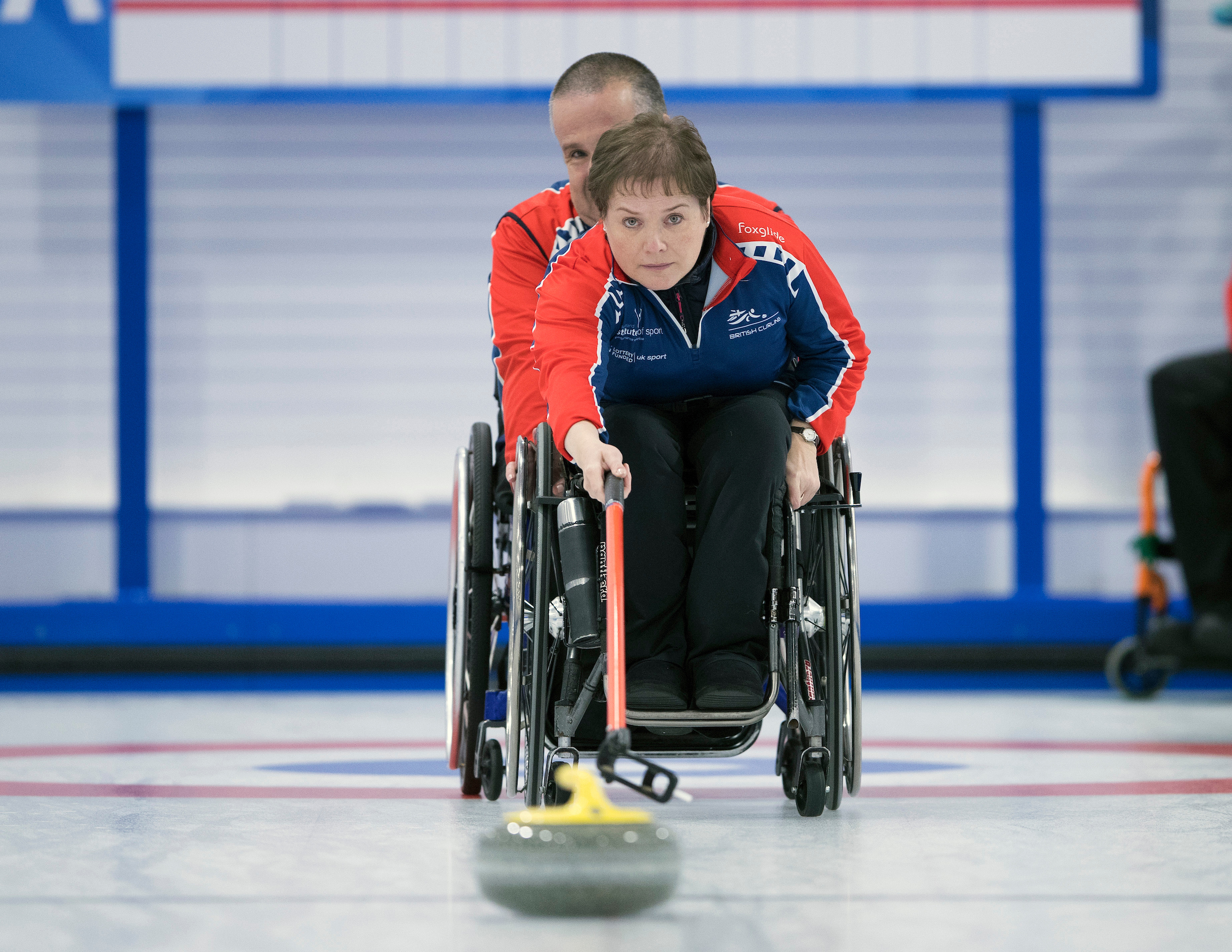 World Wheelchair Curling Championships comes to Stirling