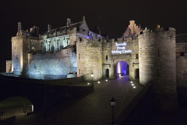The concert will be held on Saturday, March 16, at Stirling Castle