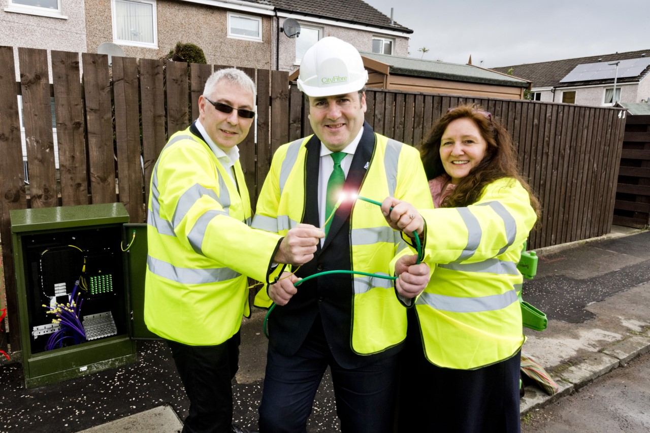 Full fibre will help to unlock millions in economic potential for Stirling