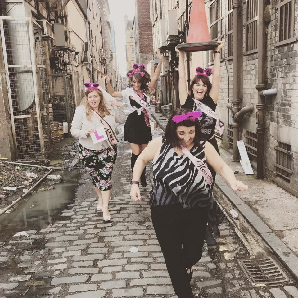 Girls' Night Oot is coming to the Macrobert