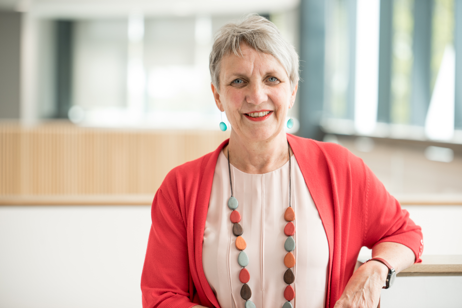 Professor Kate Hunt is the principal investigator of the broader Tobacco in Prisons Study